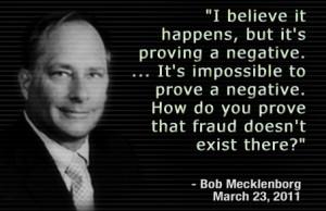 Voter Fraud quote #1