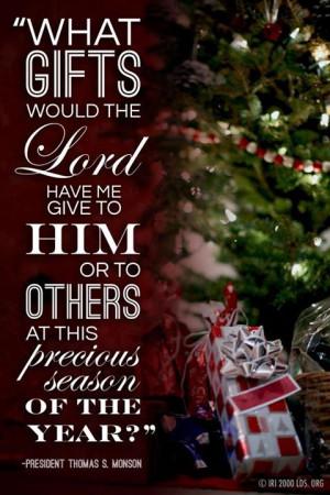 President Monson #ldsChristmas #prophet of the church of Jesus Christ ...
