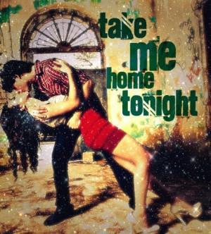 Take Me Home Tonight by Eddie Money