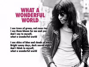 Joey Ramone (click to enlarge)