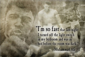 Thread: Happy Birthday, Muhammad Ali.
