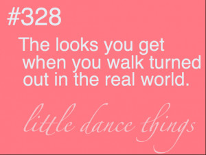 Little Girl Dance Quotes