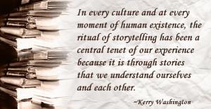 Kerry Washington quote!