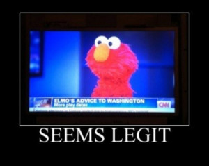 who doesn't love Elmo!