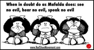 Some wise communication rules: avoid spreading rumors, eavesdropping ...
