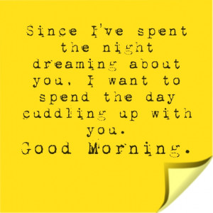 morning for her also see goodnight love quotes for her cute quotations ...