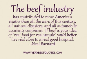 Vegatarian quotes quotes about eating beef and meat