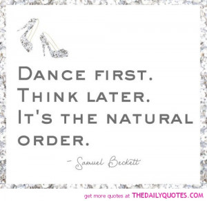 Famous Dance Quotes Quotes 10