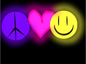 , peace love & happiness, love peace and happiness, happy quotes ...