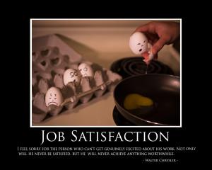 Job Satisfaction Photo From