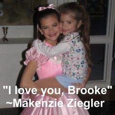 dance moms quotes more brooks hyland mackenzie ziegler quote dance ...