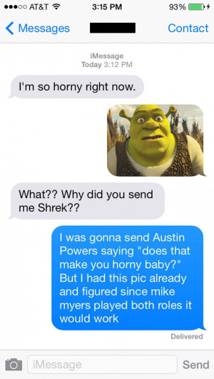 11 Awesome Ways To Get Out Of Unwanted Sexting