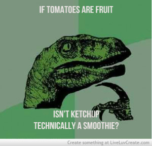 cute, joke, ketchup smoothie, meme, quote, quotes