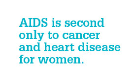 HIV and AIDS were originally thought to affect mostly gay men. However ...