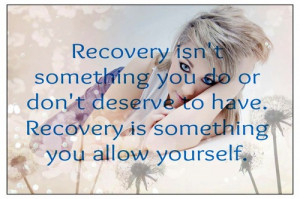 Inspirational Quotes About Recovery From Mental Illness