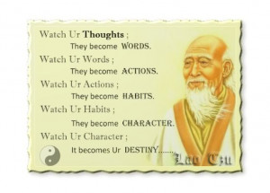 watch your thoughts lao tzu quotes quotes about strength of