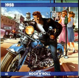 Various-50s/Rock & Roll/Rockabilly The Rock 'N' Roll Era 1958 NET ...
