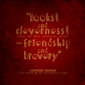 Harry Potter Friendship Quotes