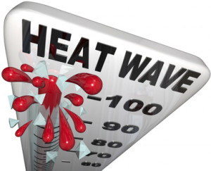 ... with serious mental illness at increased risk of death in hot weather