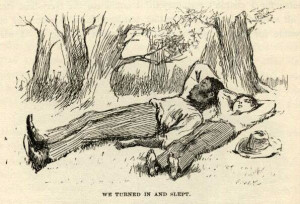 ... Huckleberry Finn is Mark Twain's finest work and one of our America