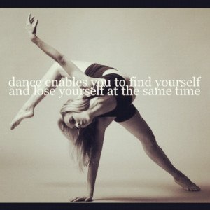 Am A Dancer Quotes Dance quotes, never understood