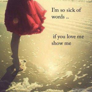 love, quote, quotes, sick, words