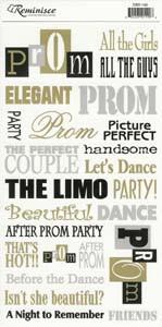 Prom Phrases