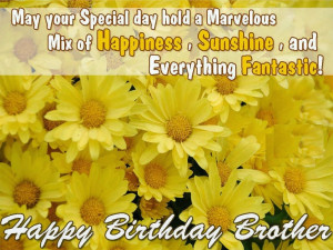 Funny Happy Birthday Quotes for Older Brother