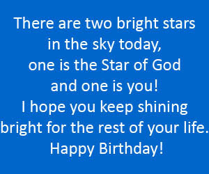 ... of your life to the very fullest, without any regrets. Happy Birthday