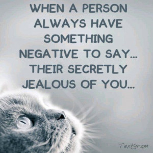 Haters Jealousy Phony Fakefriends