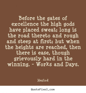 ... works and days hesiod more inspirational quotes friendship quotes