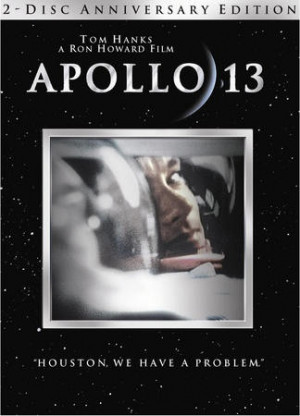 """Apollo 13 (1995) Universal Pictures """"Houston, we have a problem ..."""