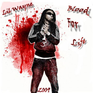 Lil Wayne Blood Gang