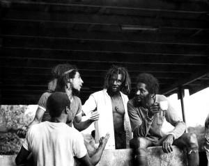 Rare Marley Photos Surface