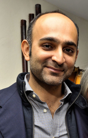 mohsin hamid mohsin hamid attends the after party following the