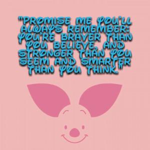 Piglet Quotes
