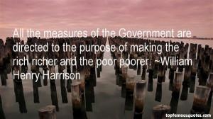 Favorite William Henry Harrison Quotes