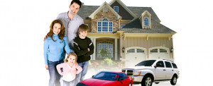 auto insurance home insurance life health insurance