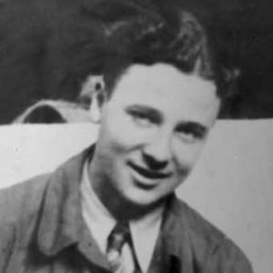 Peter is born on 8 November 1926 in Osnabrück, near the Dutch border ...