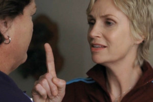 The Craziest Sue Sylvester Quotes from 'Glee' Season 2