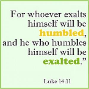 humility #myoneword