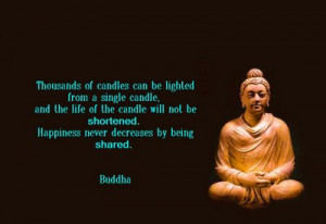 Get products made from Buddha quotes at online store