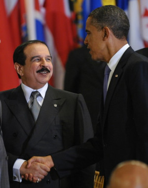 Obama's Gratuitous Support, And Silence, For Bahrain's Brutal ...