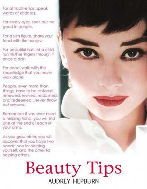 Audrey Quote 1