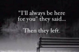 ll always be here for you