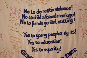So what is the UK doing to protect women and girls across the ...