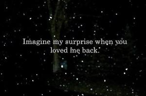 cute, imagine, love, love quotes, proverb, quotes, surprise, text ...
