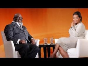 ... Winfrey to Film 'Oprah's Lifeclass' at T.D. Jakes' MegaFest