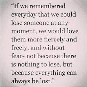 Very deep quote..