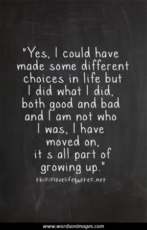 good quotes about growing up quotesgram